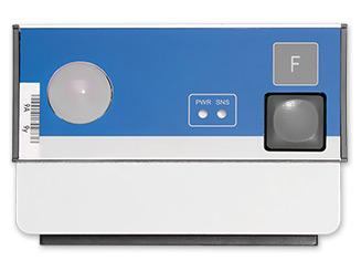 Pick-by-Light Fachanzeige mit Eingriffs-Sensor