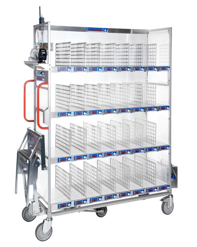 mobile picking cart