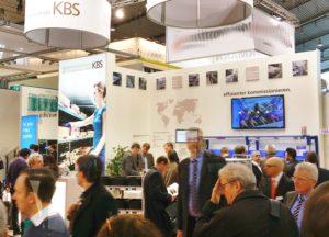 KBS auf der LogiMAT Messe 2015