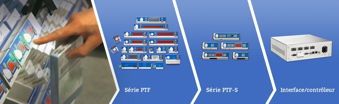 kbs système pickterm flexible, display série