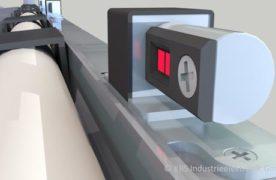 image tof sensor for ekanban