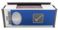 Pick by Light module with TOF sensor for electronic replenishment eKanban