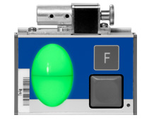 Pick by Light display with TOF sensor for electronic replenishment eKanban